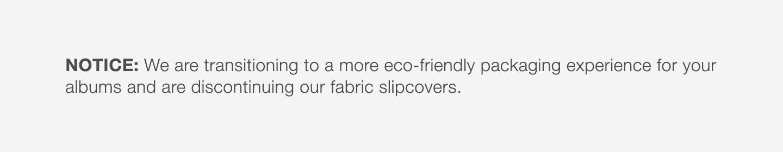 Slipcover Notice