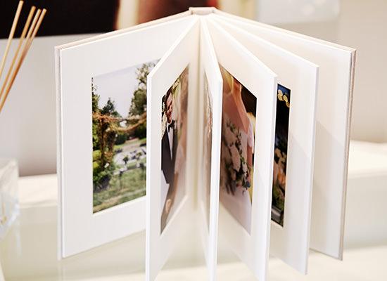 Matted Folio Album