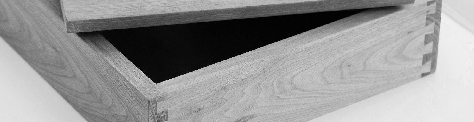 Handmade Wooden Album Box